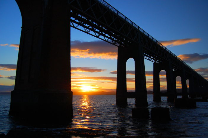 Tay Railway Bridge | Ross 2085 - Creative Commons Licence - https://www.flickr.com/photos/9610484@N05/with/1120899952/