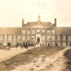 Hertford Grammar School - New Building 1930