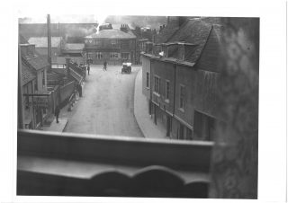 View over the bridge, 1896 | Hertfordshire Archives & Local Studies (Ware County Views)