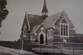 Musley School, Ware | c1910, Herts Archives Off Acc 1378