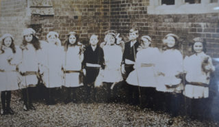 Musley School, Ware | c1908, Herts Archives Off Acc 1378