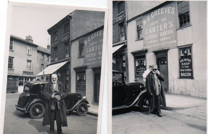 Old photos of Ware no known date