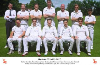 Hertford CC 2017