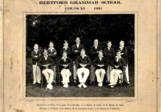 Hertford Grammar School, Colts XI. 1931