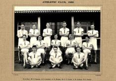 Hertford Grammar School Athletics Club, 1932