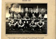 Hertford Grammar School R.U.F.C. 1st XV. Season 1933