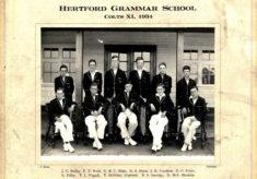 Hertford Grammar School Colts XI, 1934