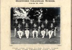 Hertford Grammar School Colts XI, 1935