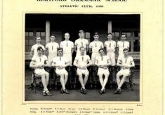 Hertford Grammar School Athletics Club, 1936