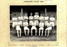 Hertford Grammar School Athletics Club 1937