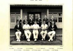 Hertford Grammar School Sports Teams, 1930 - 39