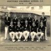 Hertford Grammar School Sports Teams, 1920 - 29