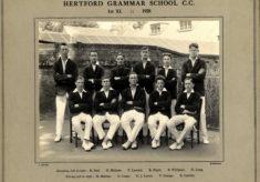 Hertford Grammar School C.C. 1st XI   ::   1928