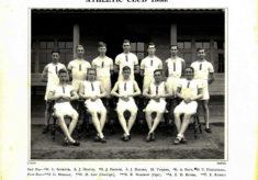 Hertford Grammar School Athletic Club 1938.