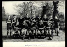 Hertford Grammar School Rugby Team 1st XV 1938