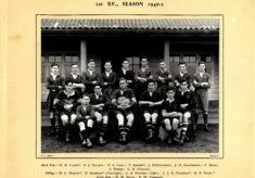 Hertford Grammar School R.F.C. First XV., Season 1940-41