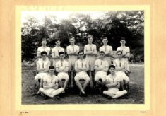 Hertford Grammar School Athletics Club, 1941