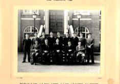 Hertford Grammar School The Prefects, 1941