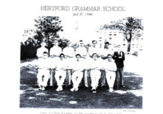 Hertford Grammar School 2nd XI, 1946