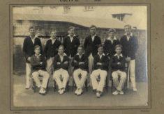 Hertford Grammar School C.C. Colts XI  ::  1928