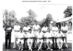 Hertford Grammar School, 2nd XI. 1947.