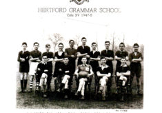 Hertford Grammar School Colts XV 1947-8