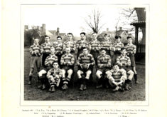 Hertford Grammar School 1st XV Rugby Team, 1948.
