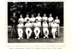 Hertford Grammar School Colts XI Cricket Team, 1948.