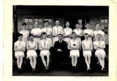 Hertford Grammar School Athletics Club, 1948.
