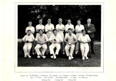 Hertford Grammar 1st XI Cricket Team, 1948