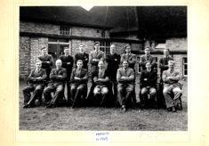 Hertford Grammar School Prefects circa 1949