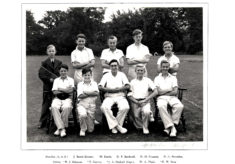 Hertford Grammar School Colts XI Cricket Team, 1949
