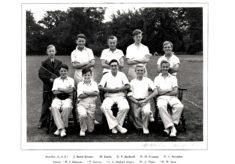 Hertford Grammar School Colts XI Cricket Team, 1949