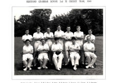 Hertford Grammar School 2nd XI Cricket Team, 1949