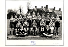 Hertford Grammar School Colts Rugby Team,  circa 1949