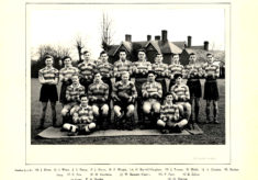 Hertford Grammar School 1st XV Rugby Team, 1949