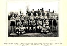 Hertford Grammar School 1st XV Rugby Team, 1949