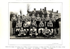 Hertford Grammar School Colts XV Rugby Team, 1949