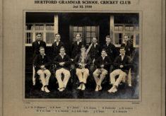 Hertford Grammar School Cricket Club 2nd XI. 1930