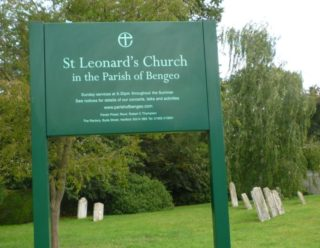 St Leonard's | Jennifer Ayto