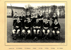 Hertford Grammar School 2nd XV Rugby Team, 1951