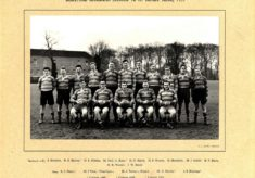 Hertford Grammar School 1st XV Rugby Team, 1951