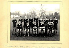 Hertford Grammar School Under 14 Rugby Team, 1952
