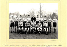 Hertford Grammar School 1st XV Rugby Team, 1952