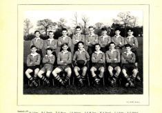Hertford Grammar School Colts XV Rugby Team, 1953