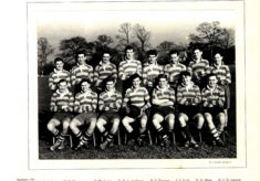 Hertford Grammar School 2nd XV Rugby Team, 1953
