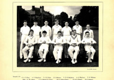 Hertford Grammar School Colts XI Cricket Team, 1953