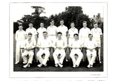 Hertford Grammar School 2nd XI Cricket Team, 1954