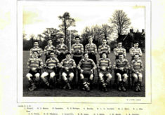 Hertford Grammar School 2nd XV Rugby Team, 1955