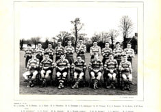 Hertford Grammar School 1st XV Rugby Team, 1955